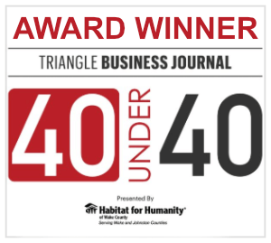 Triangle Business Journal 40 Under 40