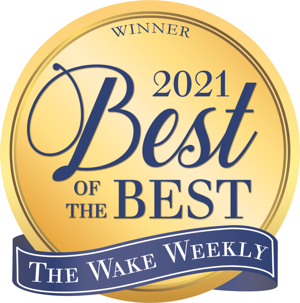2021 The Wake Weekly - Best of the Best - Gladwell Orthodontics